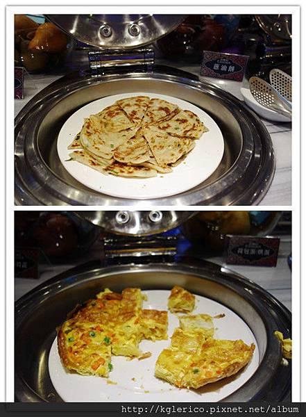蔥油餅烘蛋