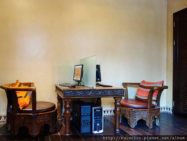 閱覽室電腦