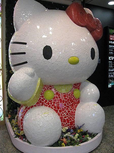 澀谷的三麗鷗---不過沒買到想要的東西/_\
