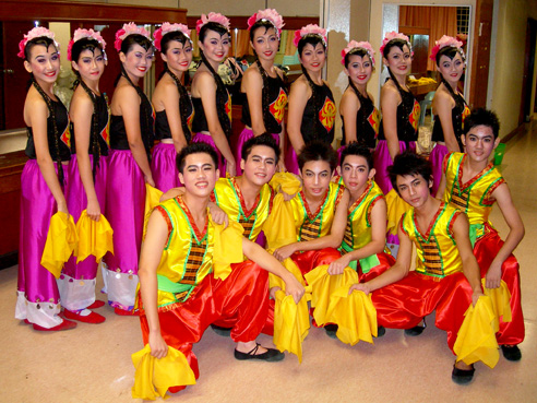 汉族舞蹈-东北风