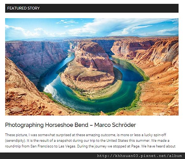 horseshoes bend