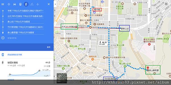 象山 MAP