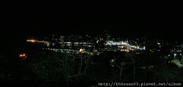 虎仔山夜景1