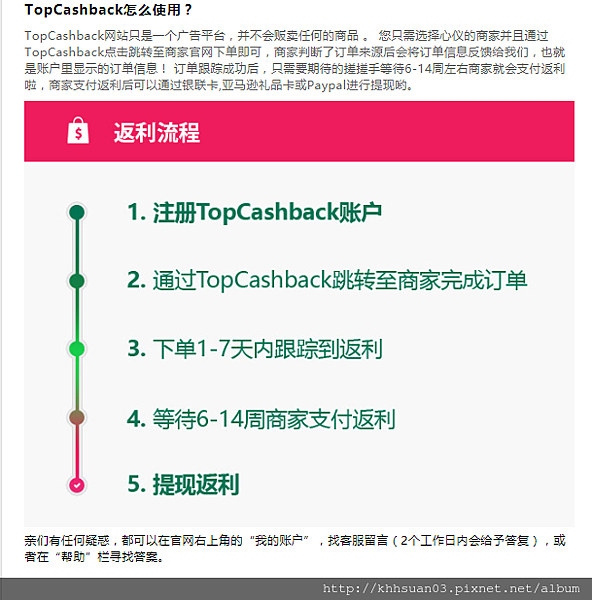 topcashback 2