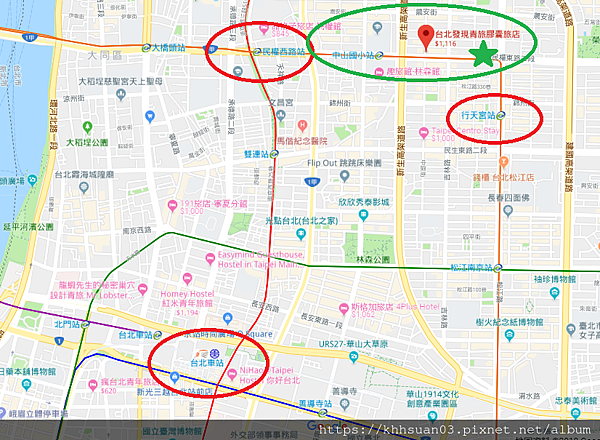 Taipei Discover Hostel-05