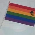 義賣品-KH彩虹旗