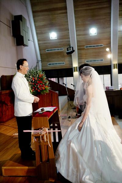 20101009結婚大喜日~懷恩堂