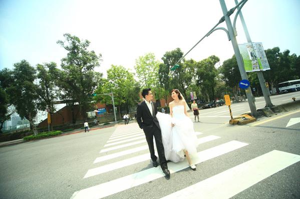 我們的夢幻婚紗照~