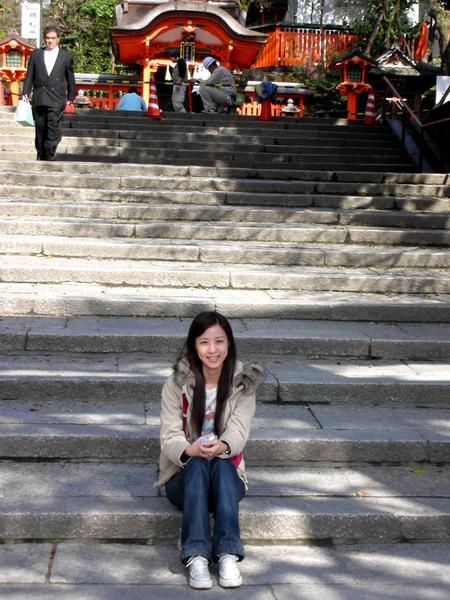 拍這張照時 好幾各日本人在旁邊等 不敢過 害我真害羞.jpg