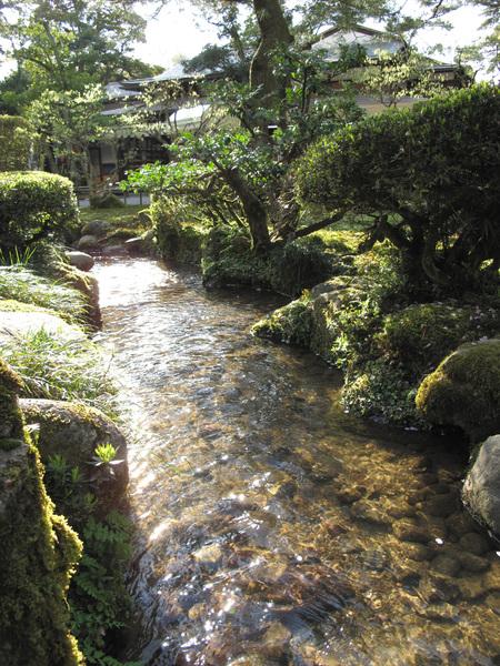 兼六園不愧是日本的三大名園.jpg