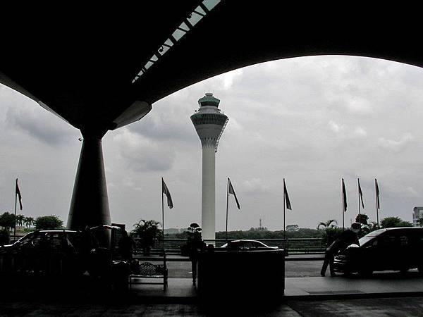 吉隆坡機場控制塔