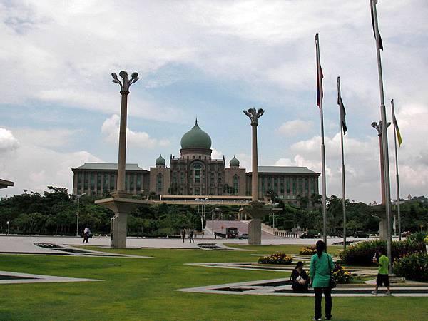 吉隆坡太子城外