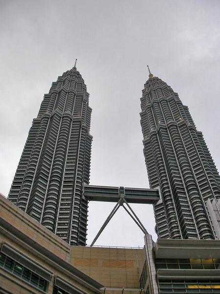 吉隆坡雙子星