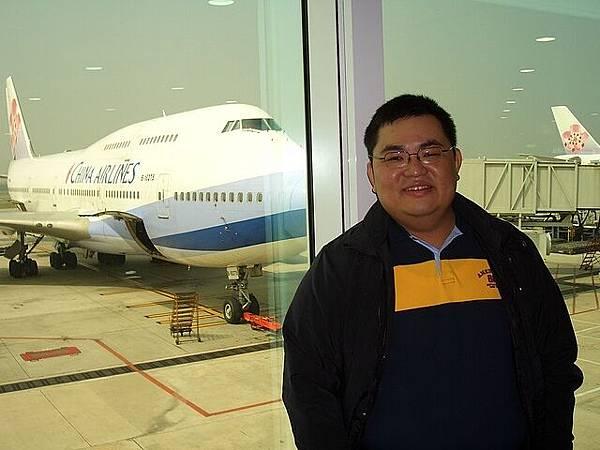 往東京的747-400