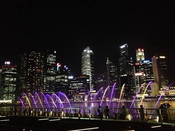 新加坡 水舞秀