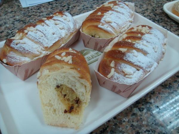美式甜麵包1號