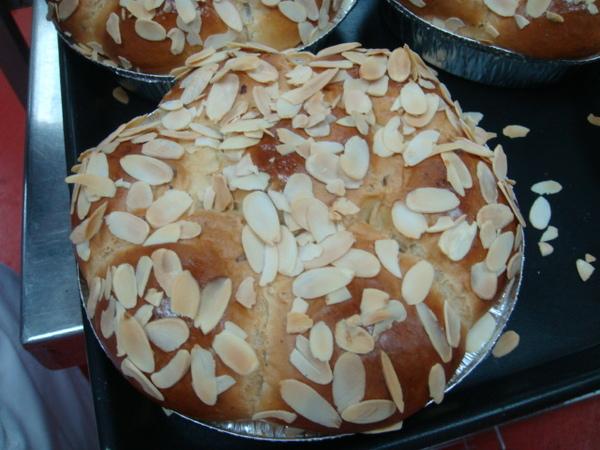 皇冠麵包完成版