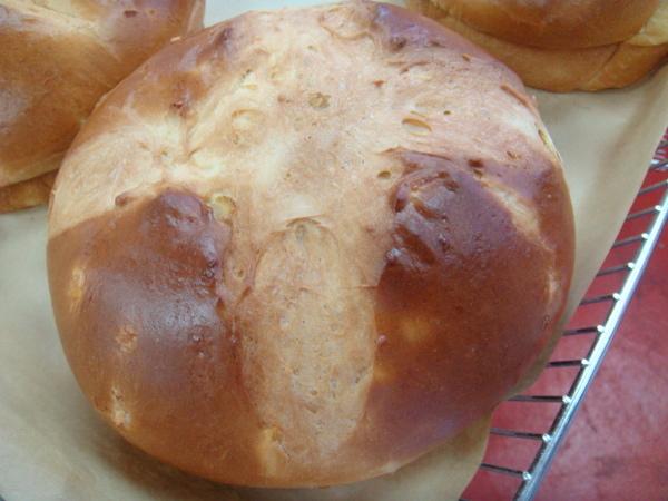 復活節麵包十字完成版