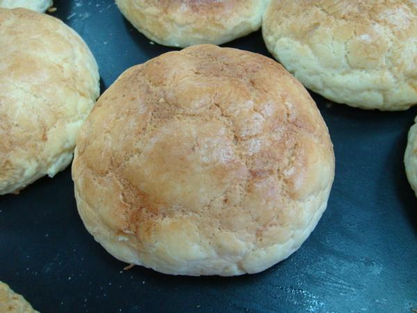 波蘿麵包完成版