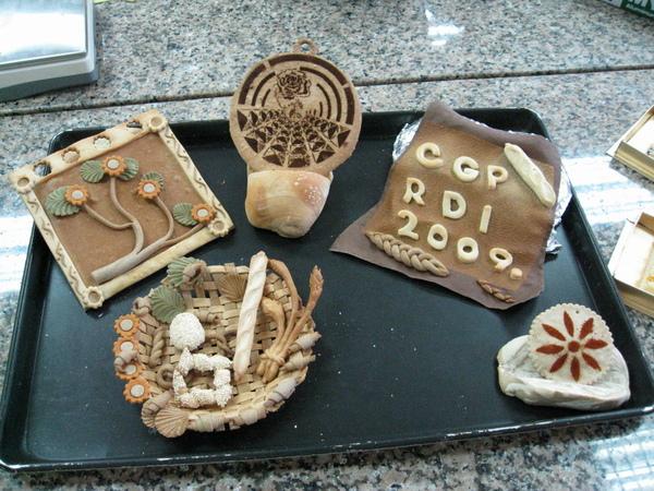 裝飾麵包大集合