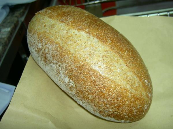 全麥麵包完成版