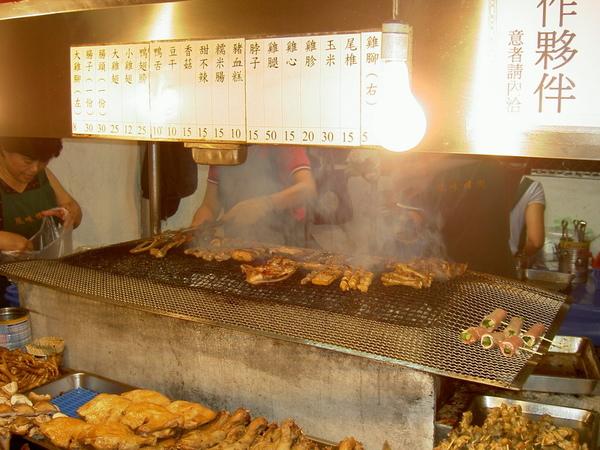香噴噴碳火烤肉