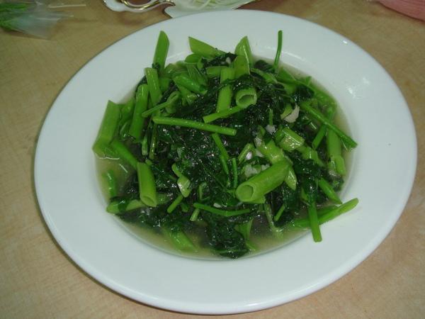 溫泉空心菜