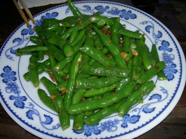 炒手採大敏豆
