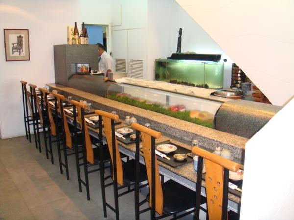 魚鮨-吧台