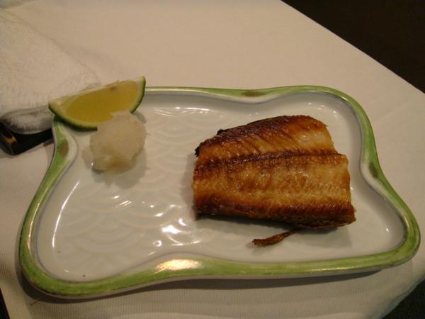 魚鮨-烤魚