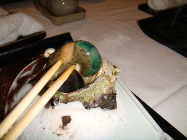 魚鮨-海螺內臟
