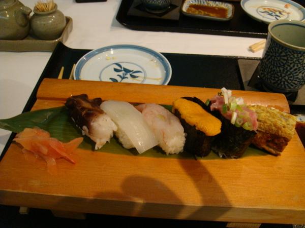 魚鮨-握壽司
