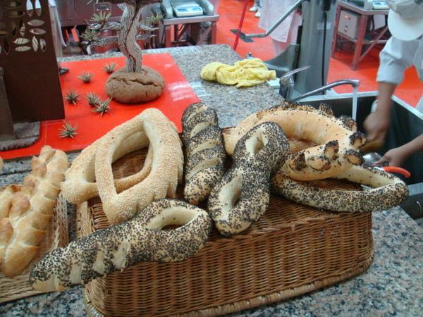 造型法國麵包-1
