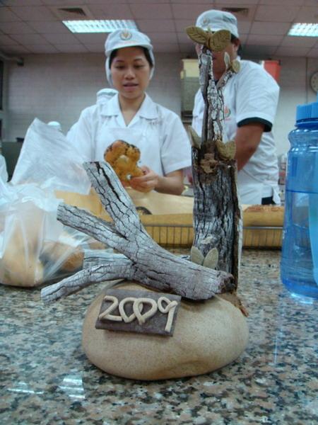 我的裝飾麵包-新生的力量