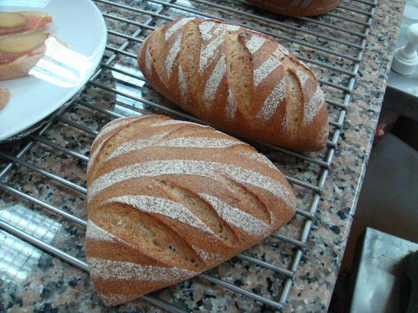 歐式鄉村麵包