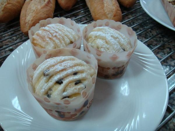 歐式軟甜麵包