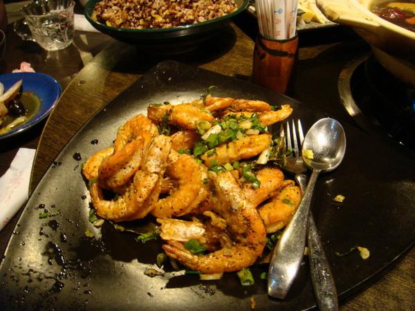 豆蒄-椒塩大蝦