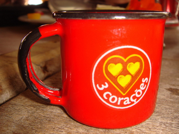巴西有名的三心咖啡