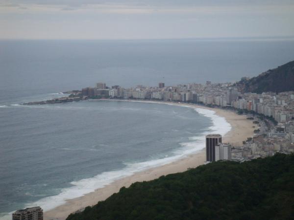科帕卡巴納海灘(Copacabana)-2
