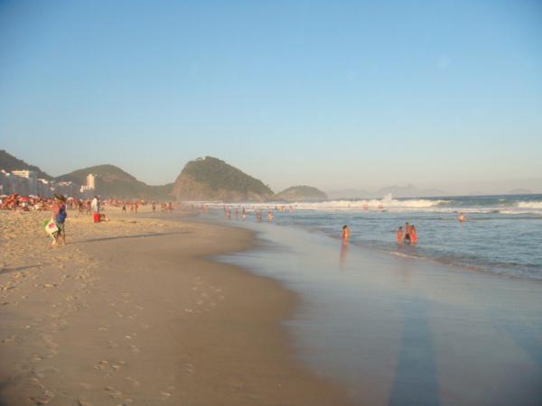 Copacaban海灘