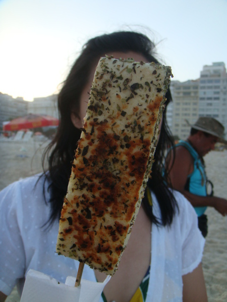 現烤海灘起司