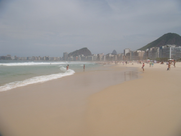 Copacabana海灘-4