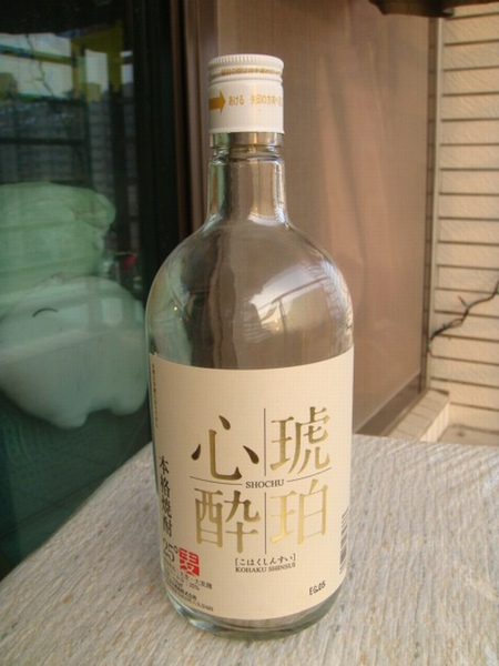燒酎-琥珀心醉-1