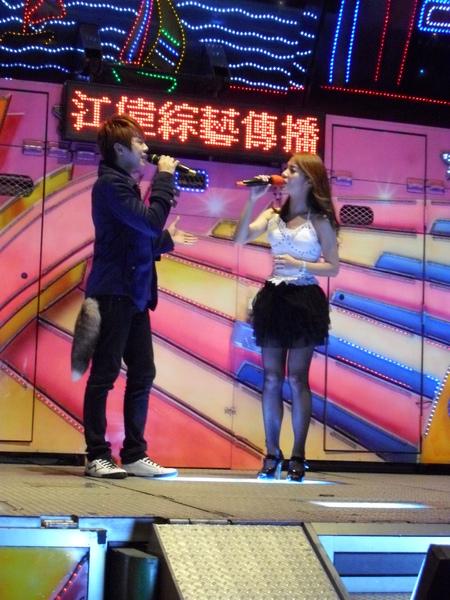 我&女歌手