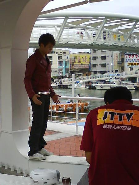 JTTV拍攝個人MV幕後花絮