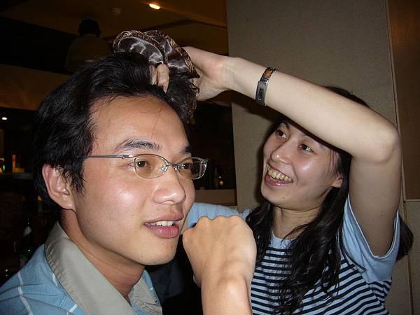 077.美髮示範1