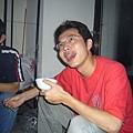 007.示範照片3 喝湯後的表情(編按...這是很好喝的意思嗎....)