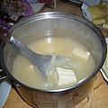 009.完全搞不懂到底是好喝還是難喝的洋蔥豆腐湯
