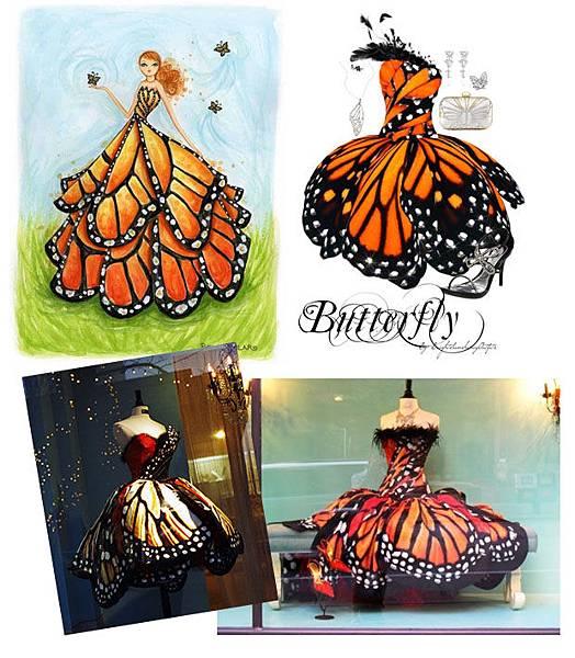 butterfly-dress