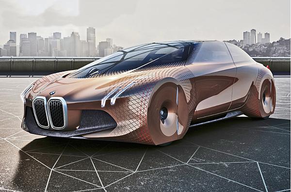BMW 電動車 i NEXT